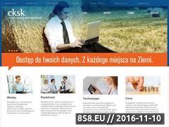 Miniaturka domeny cksk.pl