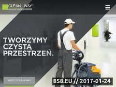 Miniaturka Usługi porządkowe (cleanway.pl)
