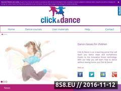 Miniaturka Kurs tańca dla dzieci Kinect (click-dance.eu)