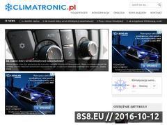 Miniaturka domeny www.climatronic.pl