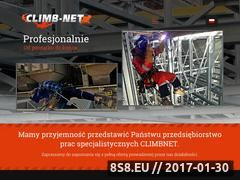 Miniaturka domeny www.climbnet.pl