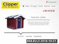 Miniaturka domeny www.clipper.com.pl
