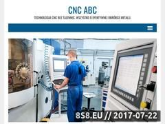 Miniaturka domeny cnc-abc.pl