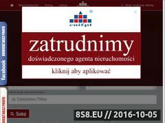Miniaturka domeny www.cnif.pl