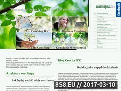 Miniaturka domeny www.coachingicc.com