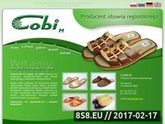 Miniaturka domeny cobi-m.pl