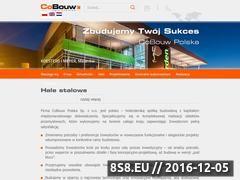 Miniaturka domeny www.cobouw.pl