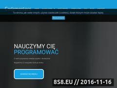 Miniaturka Profesjonalne Kursy Programowania (www.codementors.pl)