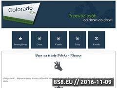 Miniaturka domeny coloradobus.pl