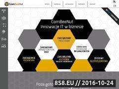 Miniaturka domeny combeenut.pl