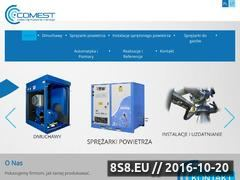 Miniaturka domeny comest.pl