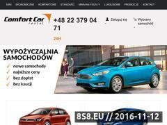 Miniaturka domeny comfortcar.pl