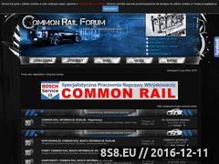 Miniaturka domeny www.commonrailforum.pl