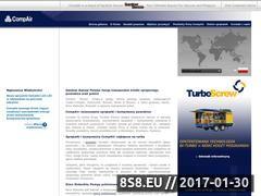 Miniaturka domeny www.compair.com.pl