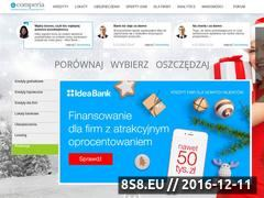 Miniaturka domeny www.comperia.pl