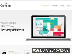 Miniaturka domeny complay.pl