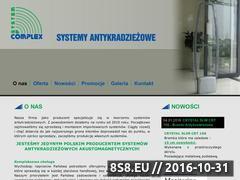 Miniaturka domeny complex-system.eu