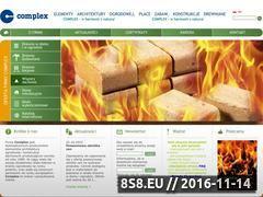 Miniaturka domeny www.complex.gda.pl