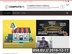 Miniaturka domeny www.complito.pl