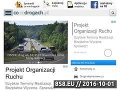 Miniaturka domeny conadrogach.pl