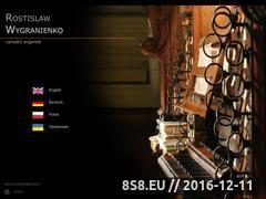 Miniaturka domeny www.concertorganist.eu