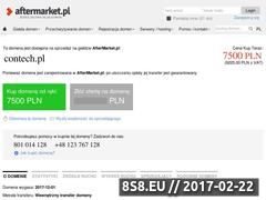 Miniaturka domeny www.contech.pl