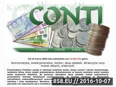 Miniaturka domeny www.conti.waw.pl