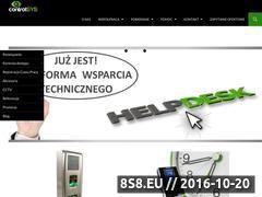 Miniaturka domeny controlsys.pl