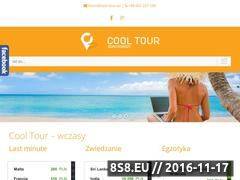 Miniaturka domeny cool-tour.eu