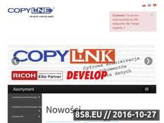 Miniaturka domeny www.copyline.pl