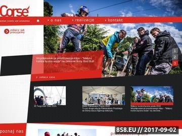 Zrzut strony Agencje eventowe
