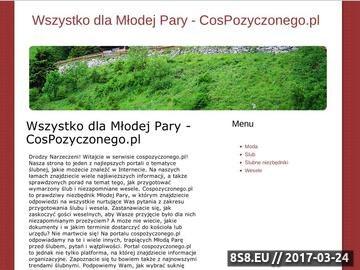 Zrzut strony Wypożyczalnia sukien ślubnych Poznań