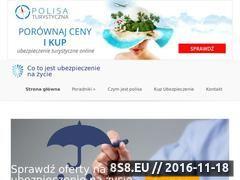 Miniaturka domeny cotojestubezpieczenienazycie.pl