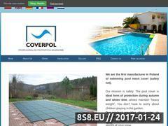 Miniaturka domeny www.coverpol.pl