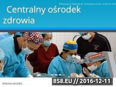 Miniaturka domeny www.coz.com.pl