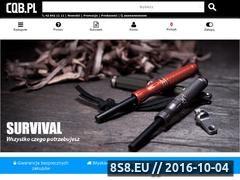 Miniaturka domeny cqb.pl
