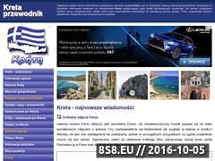Miniaturka domeny crete.pl