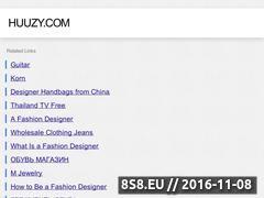 Miniaturka domeny www.cronaldo.huuzy.com