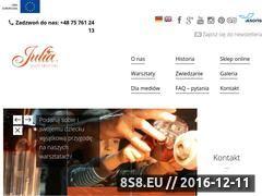 Miniaturka domeny www.crystaljulia.com