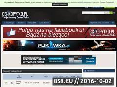 Miniaturka domeny cs-kopytko.pl