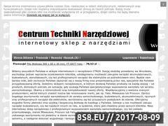 Miniaturka ctn24.pl (Wiertarko wkrętarka)