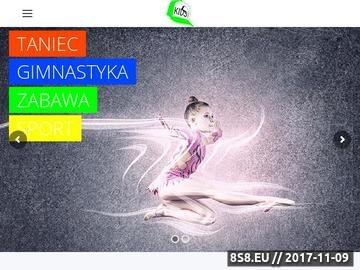 Zrzut strony Szkoła tańca w Łodzi, kurs tańca Łódź - cubedance.com