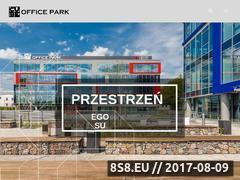 Miniaturka cubeofficepark.pl (Najem powierzchni w Gdańsku)