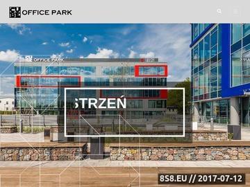 Zrzut strony Najem powierzchni w Gdańsku
