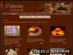 Miniaturka domeny www.cukierniamocca.pl
