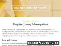 Miniaturka domeny curacja.pl