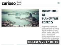 Miniaturka curioso.guide (Plany podróży. Pomoc w planowaniu podróży.)