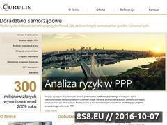 Miniaturka domeny www.curulis.pl