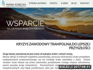 Zrzut strony Coaching Wrocław - zmiana pracy - rozwój kompetencji