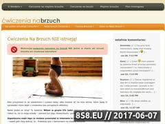 Miniaturka domeny cwiczenianabrzuch.com